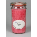 Stearin Duftkerze XL imWECK®-Glas Wilde Rose